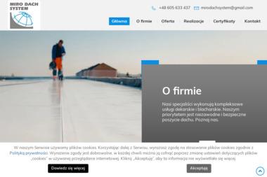 MIRO DACH SYSTEM - Domy szkieletowe GLIWICE