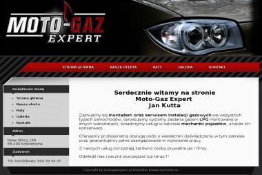 Moto-Gaz Expert - Wymiana olejów i płynów Kościerzyna