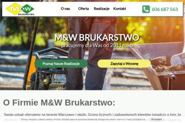 M&W Brukarstwo - Usługi Pułtusk