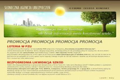 Agencja Ubezpieczeń Słoneczna - Ubezpieczenia na życie Radom