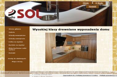 Studio-SOL - Balustrady Wewnętrzne Głuchołazy