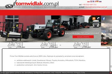 TOM WIDŁAK - Dostawcy maszyn i urządzeń Lublin
