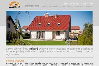 WAKBUD - Budowa Domów Oleśnica