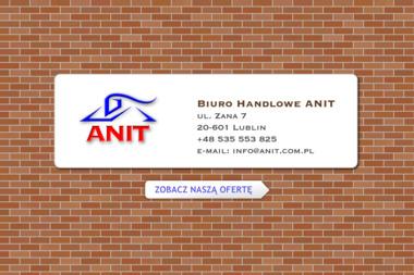 Biuro Handlowe Anit - Hurtownia Styropianu Lublin