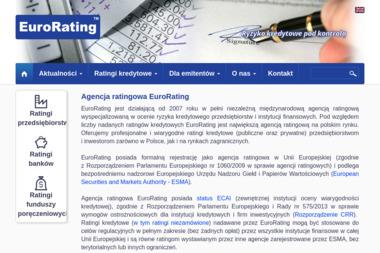 EuroRating Sp. z o.o. - Kosztorysy, ekspertyzy Warszawa