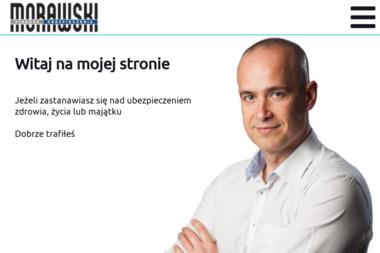 Morawski- Finanse Ubezpieczenia - Ubezpieczenia na życie Białystok
