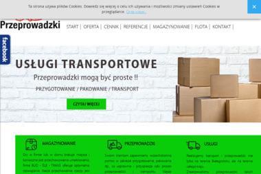 PHU DORNET import-Export Dorota Oksieńczuk - Transport ciężarowy krajowy Białystok