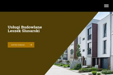 Usługi Budowlane - Budowa domów Rogoźnik