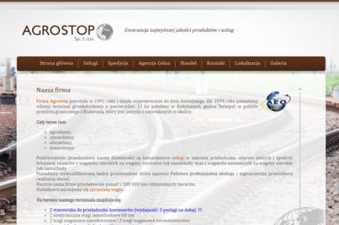 PUH AGROSTOP SP. Z O.O. - Skład węgla TERESPOL