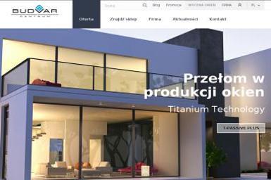 Budvar Centrum SA Świdnica - Okna aluminiowe Świdnica
