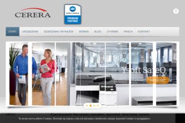 CERERA S.C. - Plotery nowe Warszawa