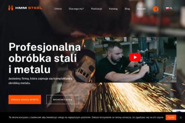HMM Steel - Firma Spawalnicza Krzywaczka