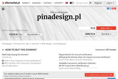 Pina Design Biuro Projektów - Adaptacja projektów Czernichów