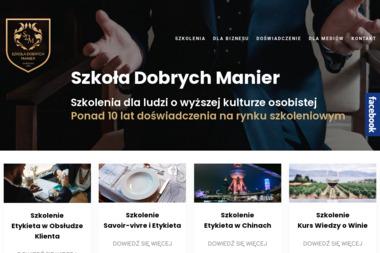 Szkoła Dobrych Manier - Kurs Kpp Warszawa