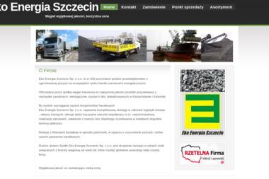 Eko Energia Szczecin Sp. z o.o. - Ekogroszek Szczecin
