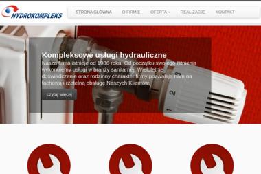 Hydrokompleks - Hydraulik Piaseczno