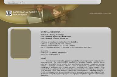 KANCELARIA RADCY PRAWNEGO - Radca prawny Lubliniec