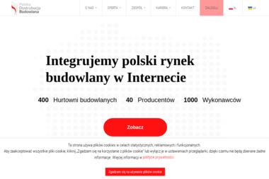 POLSKA DYSTRYBUCJA BUDOWLANA SPÓŁKA Z OGRANICZONĄ ODPOWIEDZIALNOŚCIĄ - Styropian Poznań