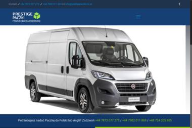 Prestige Paczki/ I&K prestigefood ltd - Transport międzynarodowy do 3,5t Reading