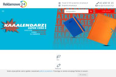 Reklamowe24.pl Mgm Group s.c. - Kosz ze Słodyczami Łódź