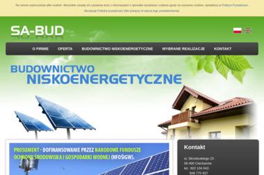 SA-BUD Krzysztof kubiak - Domy pod klucz Ciechanów