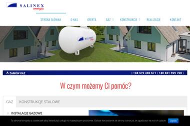 SALINEX Sp. z o.o - Wyposażenie łazienki Inowrocław