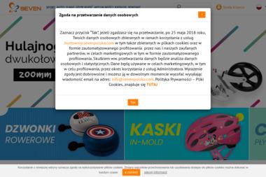 Hurtownia dla dzieci Seven Polska - Meble dla dzieci Poznań