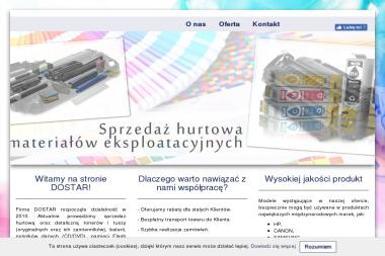 FIRMA HANDLOWO USŁUGOWA DOSTAR EDYTA CHRÓŚCIK - Komputery i laptopy Płock