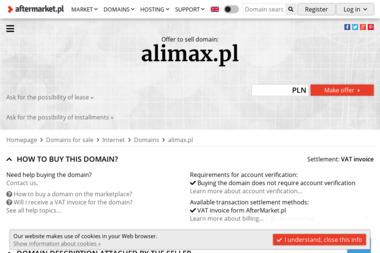 """F.H.U """"ALIMAX"""" - Producent Polskiej Odzieży Damskiej Starogard Gdański"""
