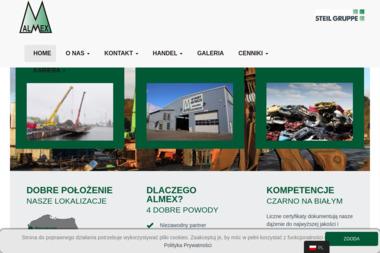 Almex Sp. z o.o. - Ochrona środowiska Szczecin
