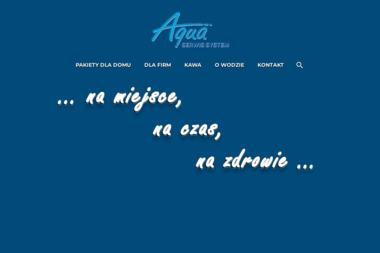 Aqua Serwis System Sp. z o.o. - Ekspresy domowe Kielce