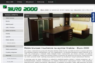 Biuro2000 - Producent Mebli Kraków