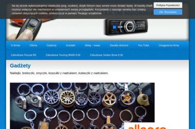 Firma Handlowo Usługowa Car Audiomaniak - Akcesoria motoryzacyjne Biała Podlaska