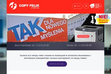 Copy Felix - Kserokopiarki Kraków