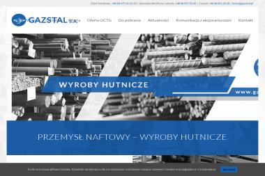 Gazstal S.A. - Maszyny i urządzenia różne Zielona Góra