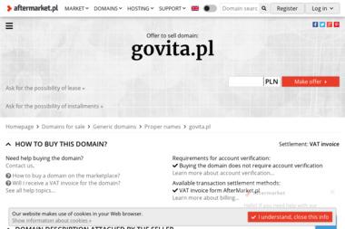 Govita - Woda z Dystrybutora Wiązowna