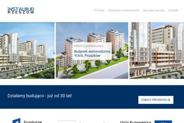 INSTALBUD-RZESZÓW - Droga Wewnętrzna Rzeszów