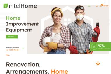 Intel Home Klimatyzacja Wentylacja Inteligentne Domy - Urządzenia, materiały instalacyjne Gdynia