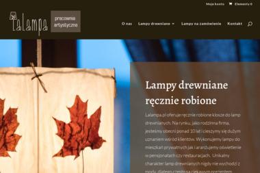Lalampa Ręcznie Robione Lampy Dekoracyjne Sylwia Sobiech - Wyposażenie kuchni Śrem