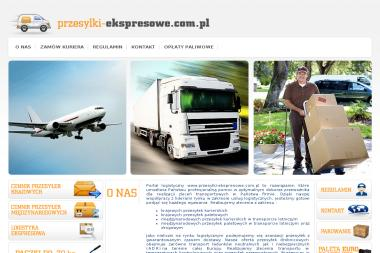 Www.przesylki-ekspresowe.com.pl - Kurier Dąbrowa Górnicza
