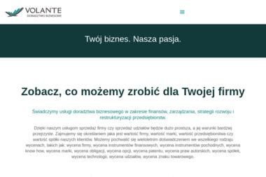 VOLANTE Sp. z o.o. - Pośrednicy Kredytowi Wrocław