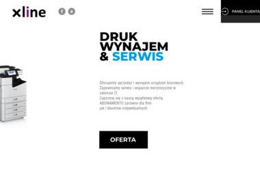 Xline sp. z o.o. - Urządzenia dla firmy i biura Wrocław