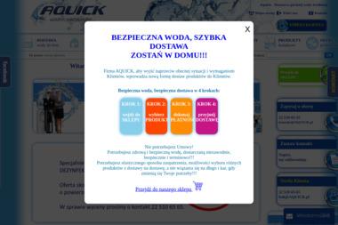 MATT S.C.M.ZARAŃSKI,M.TOKARSKI, T.TETWEJER - Dostawy wody Warszawa