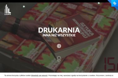 Legra Sp. z o.o. - Druk katalogów i folderów Kraków