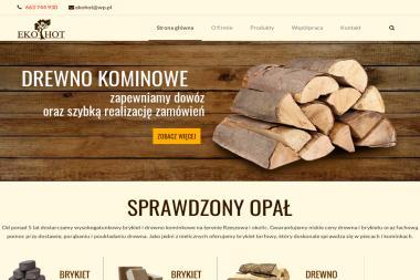 Ekohot - Pellet Drzewny Rzeszów