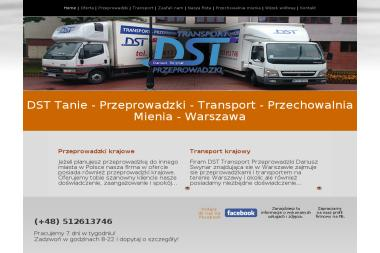 DST-Dariusz Swynar - Przeprowadzki Raszyn