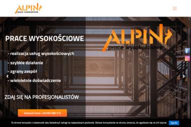 Alpin Specjalistyczne Prace Wysokościowe - Wyburzenia Rzeszów
