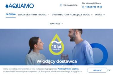 AQUAMO S.C. - Soki i napoje Borzęcin Duży
