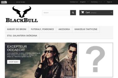 Black Bull Wojciech Nozderka - Szwalnia Tłuszcz