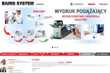 Biuro System - Kserokopiarki Zabrze